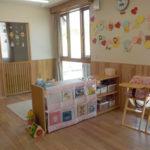 0歳児保育室2